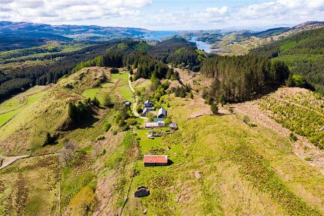 Thumbnail Detached house for sale in Leac Na Ban, Tayvallich, Lochgilphead, Argyll