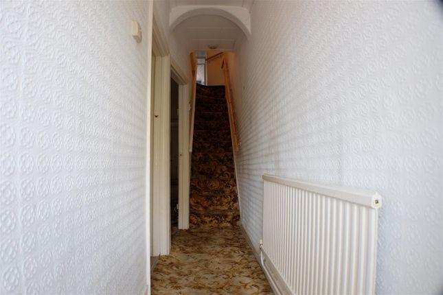 Entrance Hallway of Jersey Road, Bonymaen, Swansea SA1