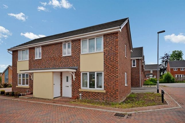 Thumbnail Semi-detached house to rent in Old Scholars Avenue, Castleford