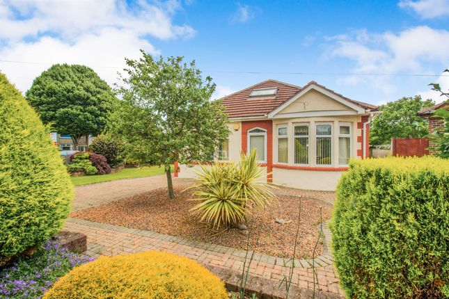 Thumbnail Detached bungalow for sale in Clas Gabriel, Cardiff