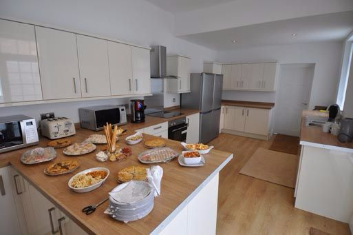 Thumbnail Shared accommodation to rent in Brookside Terrace, Sunderland, Tyne And Wear