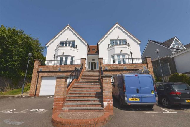Thumbnail Flat for sale in Caldey House, 24, Narberth Road, Tenby
