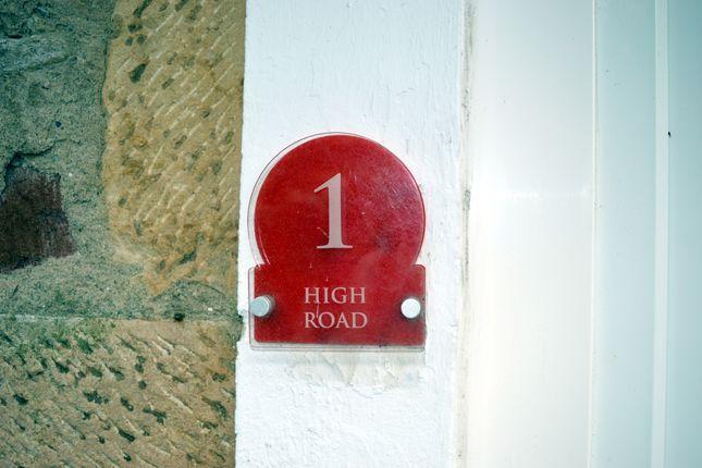 Entrance of 1, High Road, Port Bannatyne, Isle Of Bute PA20