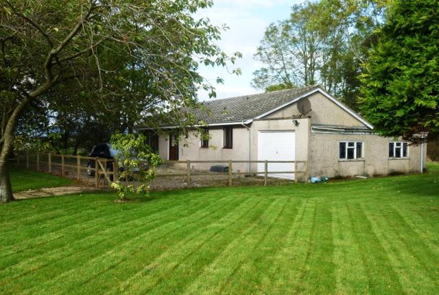 Thumbnail Detached house to rent in Craigo, Montrose