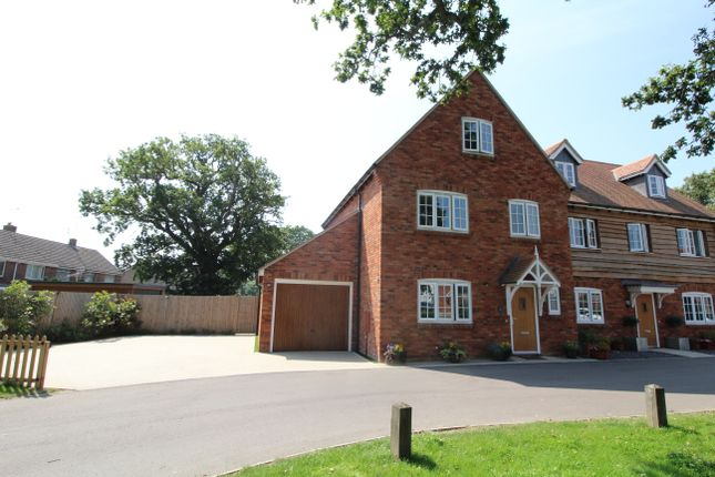 4 bed semi-detached house for sale in Osprey Close, Upton, Poole BH16