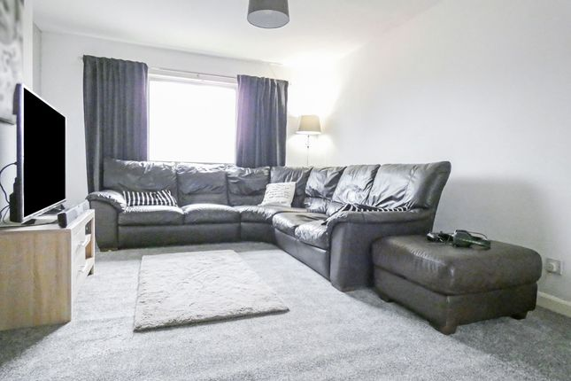 2 bed flat for sale in College Place, Ashington NE63