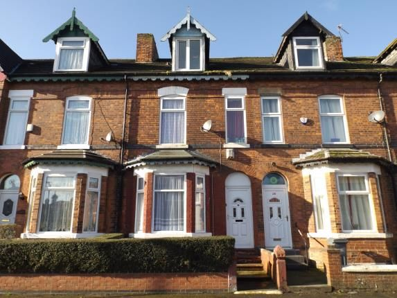 Thumbnail Terraced house for sale in Longford Place, Manchester, Greater Manchester, Uk