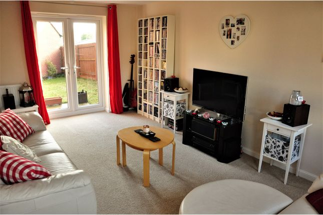 Thumbnail Detached house for sale in Pentland Road, Ashby-De-La-Zouch