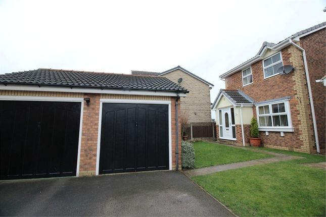 Thumbnail Detached house for sale in Spartan View, Maltby, Rotherham, South Yorkshire