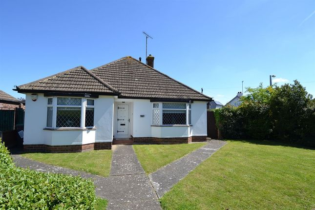 Thumbnail Detached bungalow for sale in Bennells Avenue, Tankerton, Whitstable