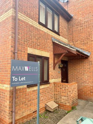 1 bed end terrace house to rent in Parklands, Banbury OX16