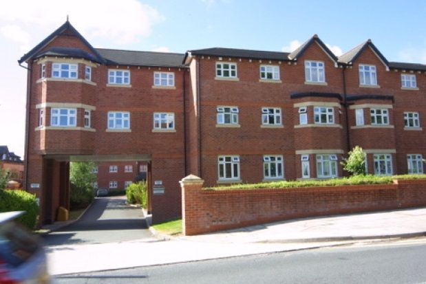 Thumbnail Flat to rent in Village Road, Bebington, Wirral