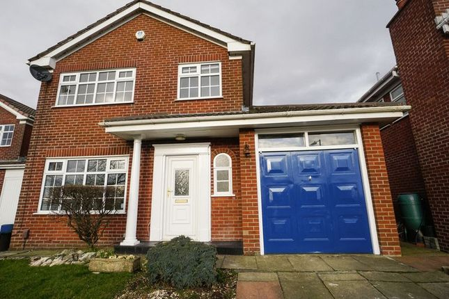 Thumbnail Detached house for sale in Barncroft Drive, Horwich, Bolton