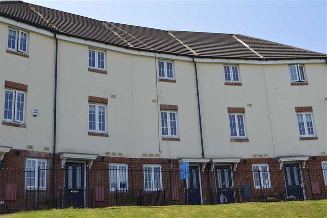 Thumbnail Terraced house to rent in Woodland Walk, Merthyr Tydfil