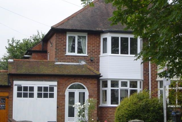 Thumbnail Semi-detached house to rent in 4 Grosvenor Road, Leamington Spa