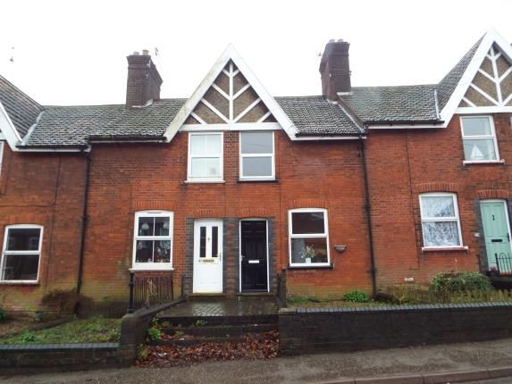 Thumbnail Terraced house for sale in Melton Constable, Norfolk, England