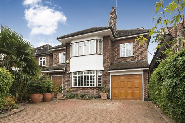 Thumbnail Detached house for sale in Bancroft Avenue, London
