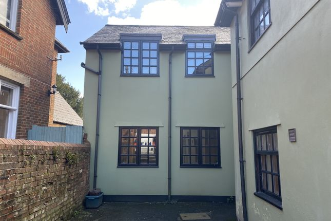 Thumbnail Flat to rent in Bell Street, Shaftesbury, Dorset
