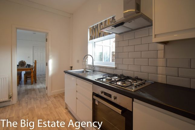 Thumbnail Shared accommodation to rent in Chester Road East, Shotton, Deeside
