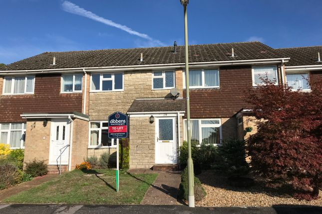 Thumbnail Terraced house to rent in Kingston Gardens, Fareham