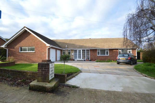 Thumbnail Detached bungalow for sale in 70 Spencer Road, Ryde, Isle Of Wight
