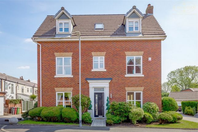 Thumbnail Detached house for sale in Hadleigh Green, Lostock, Bolton
