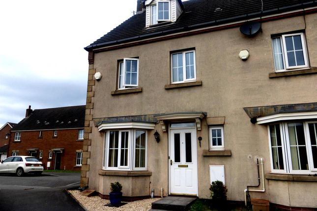 Thumbnail Town house for sale in Mariners Quay, Port Talbot
