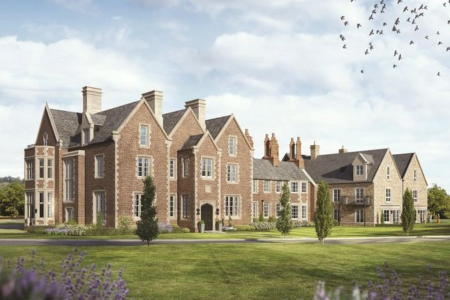 Thumbnail Flat for sale in Apt 40 The Hidcote, Parklands Manor, Besselsleigh, Oxfordshire