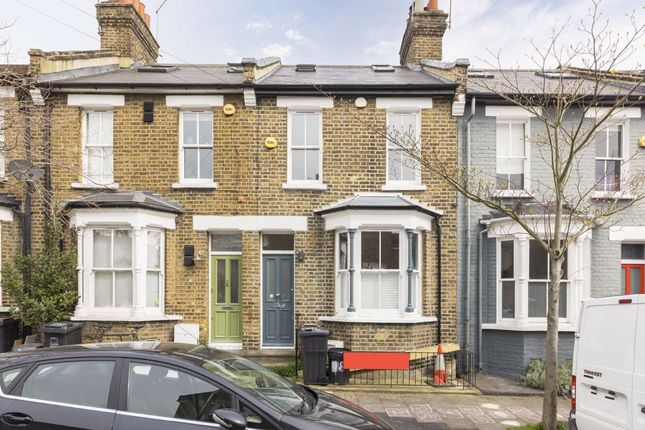 Thumbnail Terraced house for sale in Bushberry Road, London