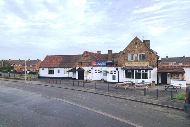 Thumbnail Pub/bar for sale in Blankney Crescent, Lincoln