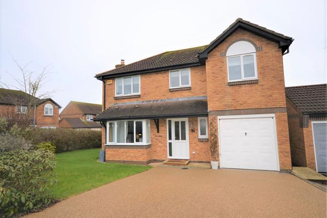 4 bed detached house for sale in Old Station Gardens, Henstridge, Templecombe BA8