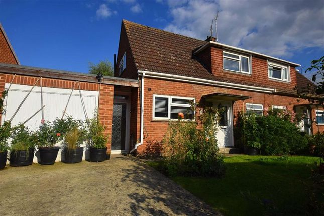 Thumbnail Semi-detached house for sale in Oxstalls Drive, Longlevens, Gloucester