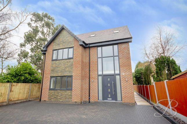 Thumbnail Detached house for sale in Hampton View, Mansfield