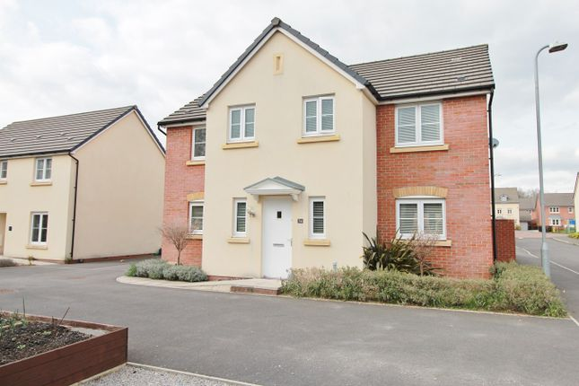 Thumbnail Detached house for sale in Maplewood, Langstone, Newport