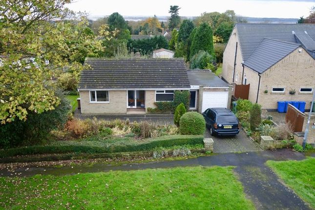 Thumbnail Bungalow for sale in Temple Close, Welton, Brough