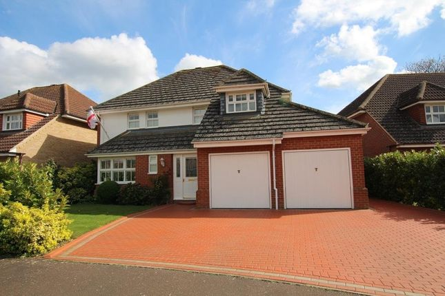 Thumbnail Detached house for sale in Williams Close, Ely