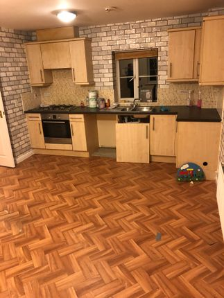 Thumbnail Town house to rent in Bowling Green, Northampton