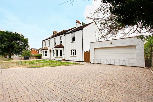 Thumbnail Property for sale in The Ridgeway, Enfield