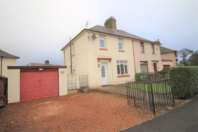 Thumbnail Semi-detached house for sale in Shepherd Crescent, Burntisland, Fife