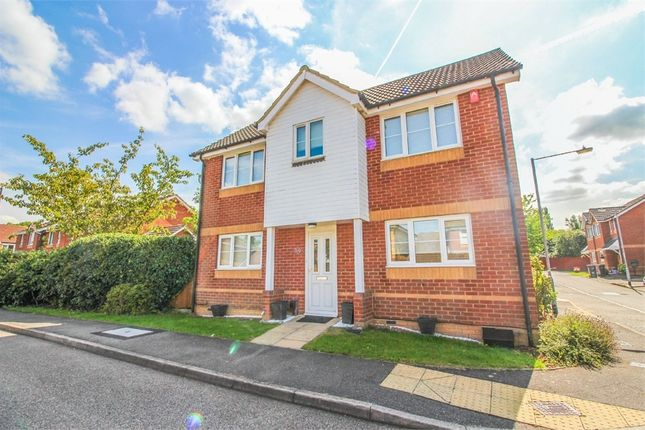 Thumbnail Detached house for sale in Corner Meadow, Harlow, Essex
