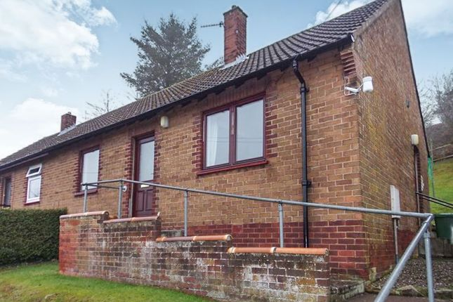 Thumbnail Bungalow for sale in The Pinfold, Rothbury, Morpeth