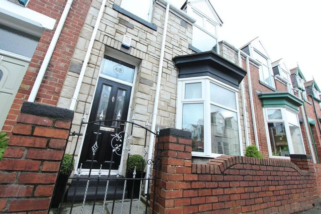 Terraced house for sale in Sydenham Terrace, Sunderland