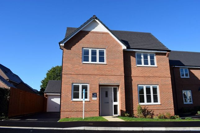 Thumbnail Detached house for sale in Whitehead Drive, Wrexham