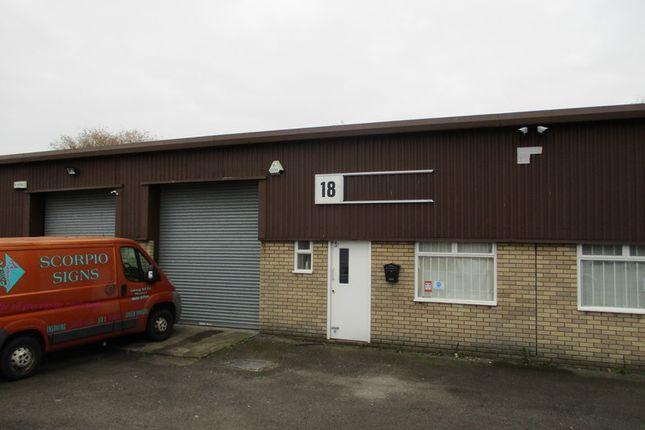 Thumbnail Warehouse to let in Leeway Industrial Estate, Newport
