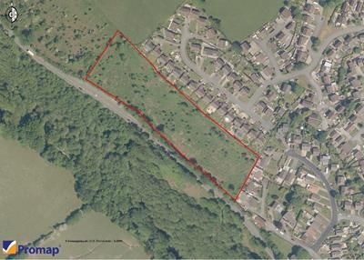 Thumbnail Land for sale in Land At Abertridwr Road, Caerphilly