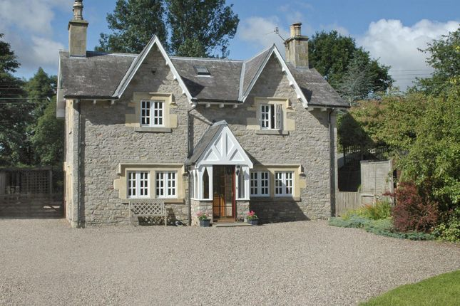 Thumbnail Detached house for sale in Minto, Hawick