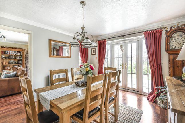 Dining Room of Backing Onto Woodland, Ashington, West Sussex RH20