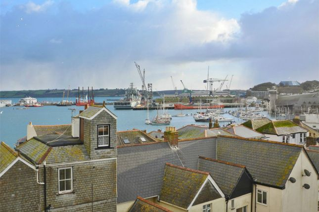 Thumbnail Flat to rent in New Street, Falmouth
