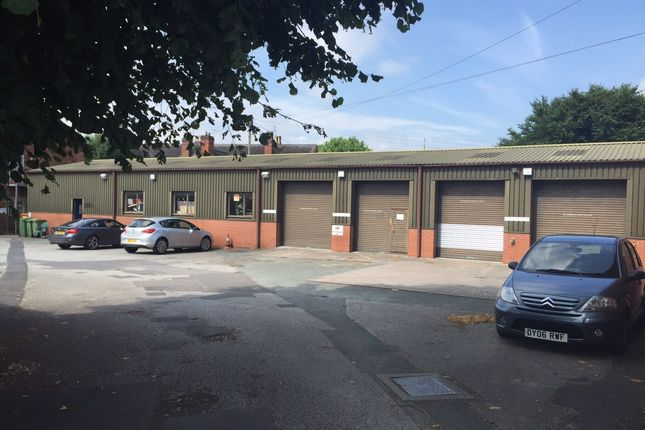 Thumbnail Industrial for sale in Bailey Street, Stafford
