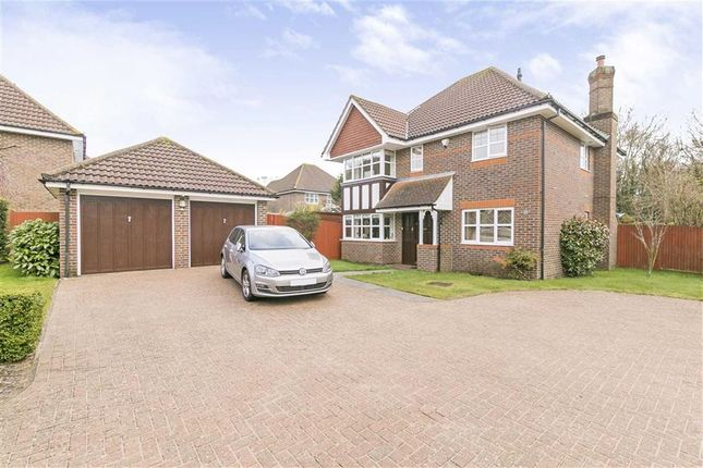 4 bed detached house for sale in Heathside Place, Epsom, Surrey